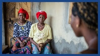 Living in fear of FGM in Sierra Leone: