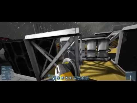 Space Engineers Episode 1 part 5: Extending the landing platform and tying up loose ends.