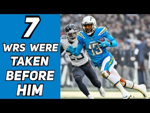 Who Were The 7 WRs Taken Before Keenan Allen? How Did Their Careers Turn Out?