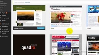 Como Cambiar Plantilla o Tema de tu Sitio Web con Wordpress - Mini Curso Gratis