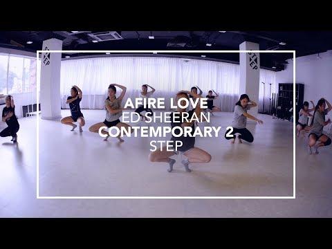Afire Love (Ed Sheeran)   Step Choreography