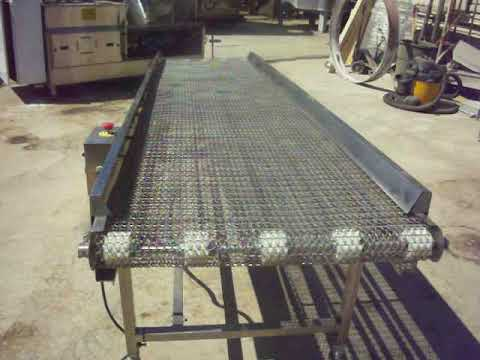Used Superior Stainless Steel Tortilla Conveyor - S741939