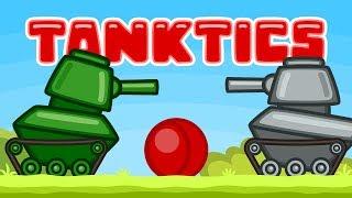 Камень-ножницы-бумага | Мультики про танки | Танкости #14