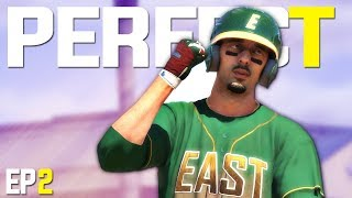 PERFECT Debut in Scouting Combine! | MLB The Show 18 RTTS | EP2