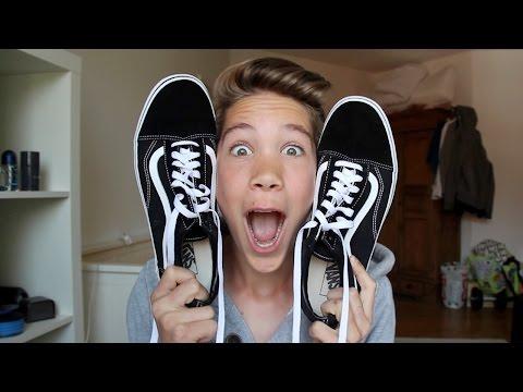 Neue Schuhe gekauft! | Ben