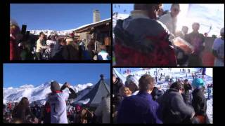 WORLD RECORD FOLIE DOUCE - HIGHEST MASSIVE CHAMPAGNE SHOWER