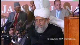 Teree Qurb-o-Raza Jo Pa Baithey Nazam ahmadiyya