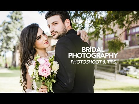Natural Light Wedding Photography - Tips, Tricks & Posing