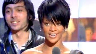 Xavier de Rosnay Justice at NRJ Music Awards - 2008 - Rihanna Award