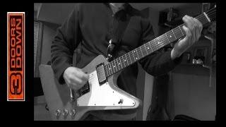 3 Doors Down: Loser Guitar Cover (HD)