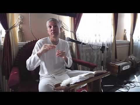 Шримад Бхагаватам 4.19.1-2 - Кришна Смаранам прабху