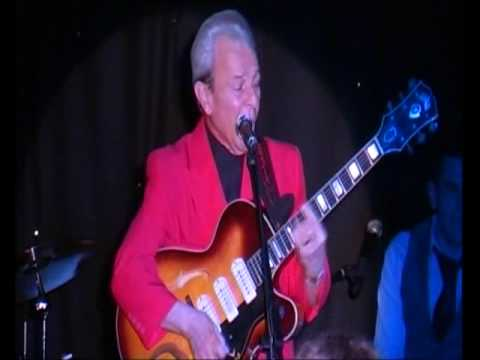 Charlie Gracie I LOVE YOU SO MUCH IT HURTS supported by Joey & the Jivers