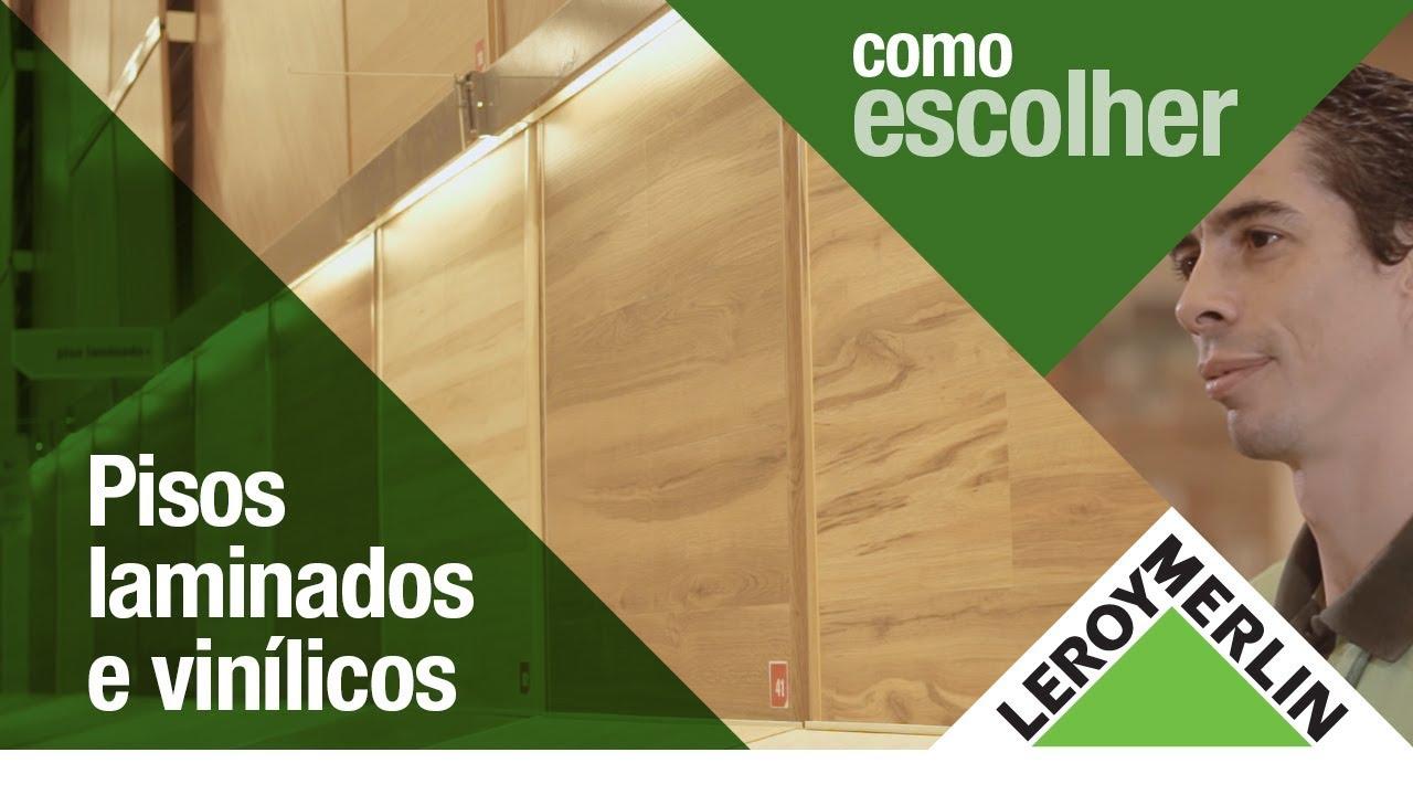 Como escolher piso vin lico ou laminado leroy merlin - Nivelador de piso ceramico leroy merlin ...