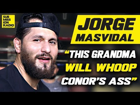 Jorge Masvidal Fires Back At Conor McGregor Over Robe Diss: 'This Grandma Will Whoop His Ass!'