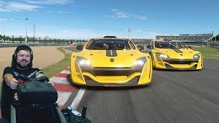 Возьмём ли подиум? Онлайн-гонка | Gran Turismo: Sport