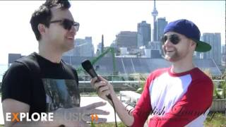 Interview with Mark Hoppus of Blink-182
