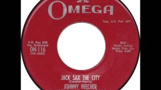 "Johnny Beecher: ""Jack Sax the City"""