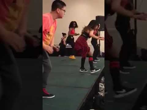 Dure Dure Salsa Remix Choreo By JenCarlos Feat LaFame