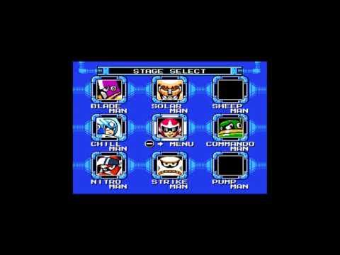 Mega Man Marathon: Mega Man 10 (Wii) - Part 02 / Pump Man und Solar Man (1)