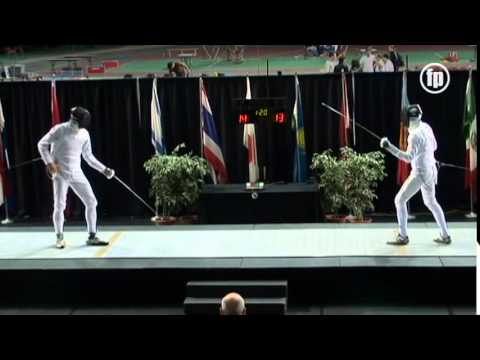 2008 World Cup Fencing, Montreal, CAN, Men's Epee Team Final