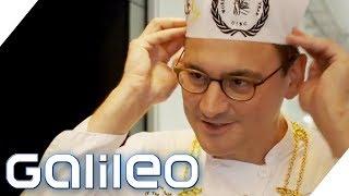 Der beste Bäcker der Welt: Was macht dieser Deutsche besser als alle anderen? | Galileo | ProSieben