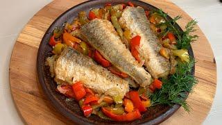 Как вкусно приготовить рыбу. ХЕК по-ВЕРХОВИНСКИ