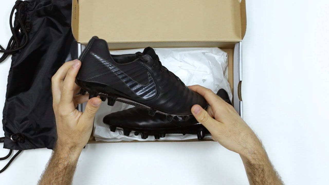 UNBOXINGNike MERCURIAL Tiempo Legend VII  Stealth Ops Pack Las