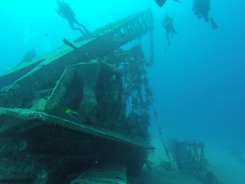 Dive Guernsey - Sharm '15 - Wreck of Million Hope