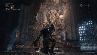 Bloodborne Boss Fight - Vicar Amelia