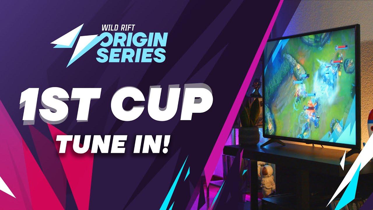June Cup live soon!   EU, MENA + CIS - Wild Rift Origin Series