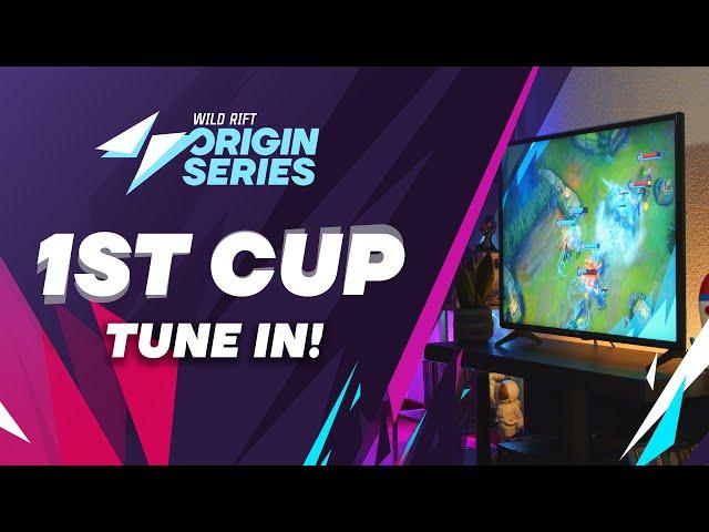 June Cup live soon! | EU, MENA + CIS - Wild Rift Origin Series