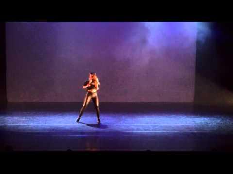 Romina Saillant danza Hip-Hop