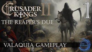 Crusader Kings II: The Reaper