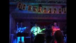 """""""Old Texas-Town, die Western-Stadt"""" - Schwarzpulver am 17.08.2012 live auf dem Camping Elztalblick"""