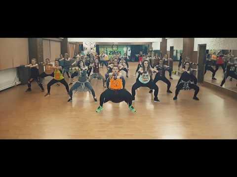 INNA - Me gusta - Zumba toning choreo