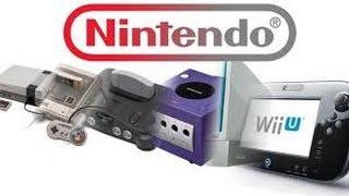 Nintendos Konsolen History 1986-2017