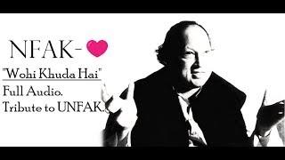 Wohi Khuda Hai - Hamd (NFAK)