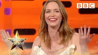 Helen Mirren & Emily Blunt on being naked - The Graham Norton Show Series 8 Ep 14 Preview - BBC One