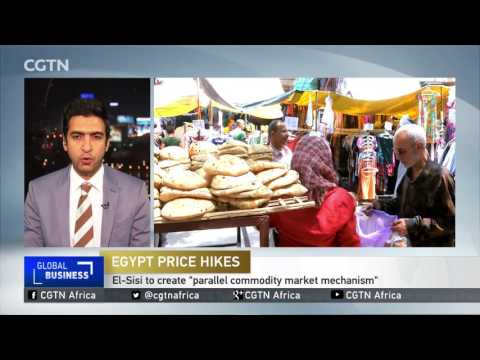 Egypt's gov't increases prices of basic goods in its subsidized outlets