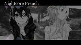 Nightcore - Ariana Grande - One Last Time (Attends-Moi) ft. Kendji Girac - (Switching Vocals)
