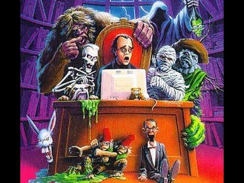 Decades of Horror: Goosebumps Crew