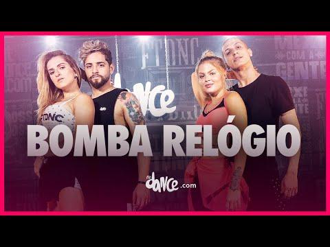 Bomba Relógio - Luísa Sonza ft Vitão  FitDance TV Coreografia  Dance