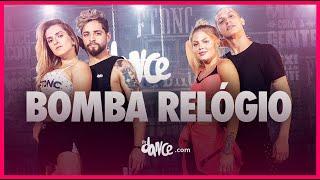 Bomba Relógio - Luísa Sonza ft. Vitão | FitDance TV (Coreografia Oficial) Dance