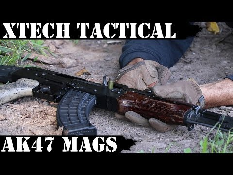 New Xtech Tactical AK47 Magazines!