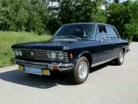 Fiat 130 Youtube