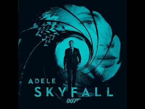 Adele Skyfall Song