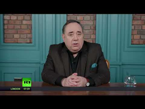 The Alex Salmond Show - Episode 3 - St Andrew's Day
