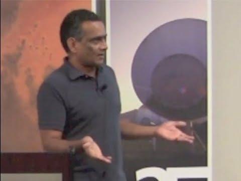 NASA Earth Exchange - Rama Nemani (SETI Talks)