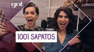 Veja por que Sophia Abrahão é louca por sapato | Tour Pelo Closet | Desengaveta | Fernanda Paes Leme