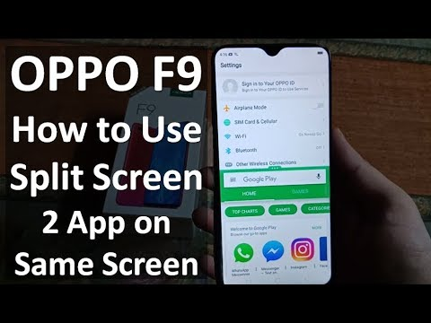 Oppo Multi Screen Interaction